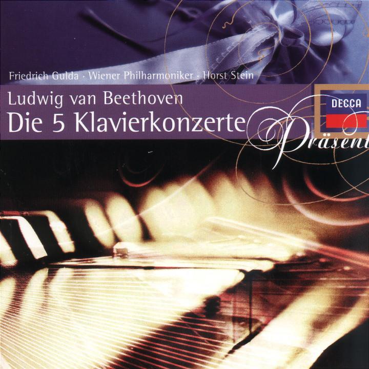 Beethoven: Die 5 Klavierkonzerte 0028946642726