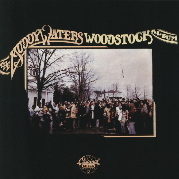 The Muddy Waters Woodstock Album 94093595