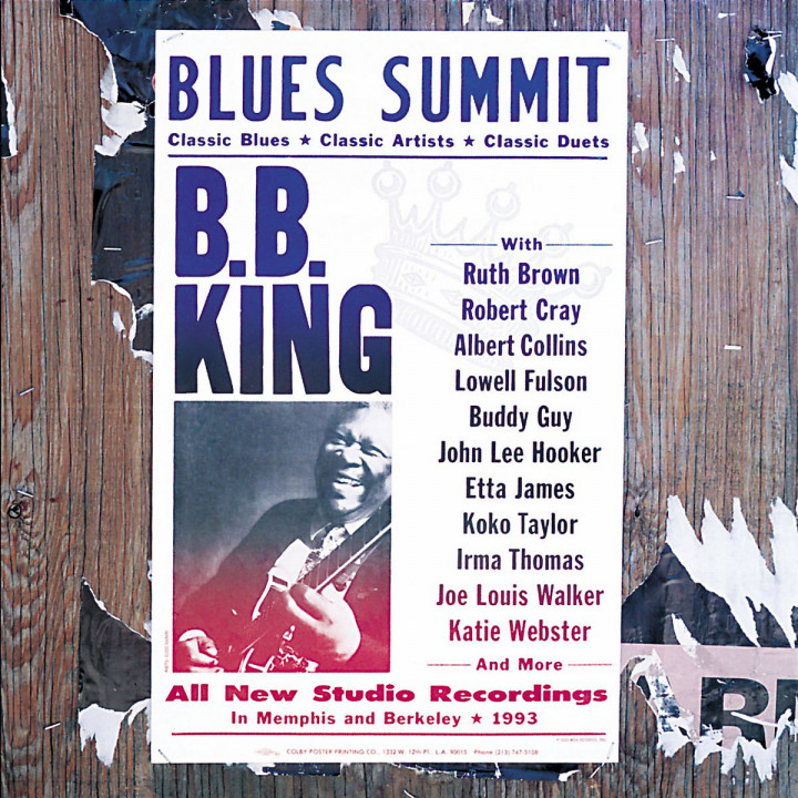 Blues Summit 94107102