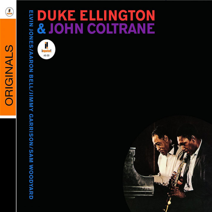 Duke Ellington & John Coltrane 95116624