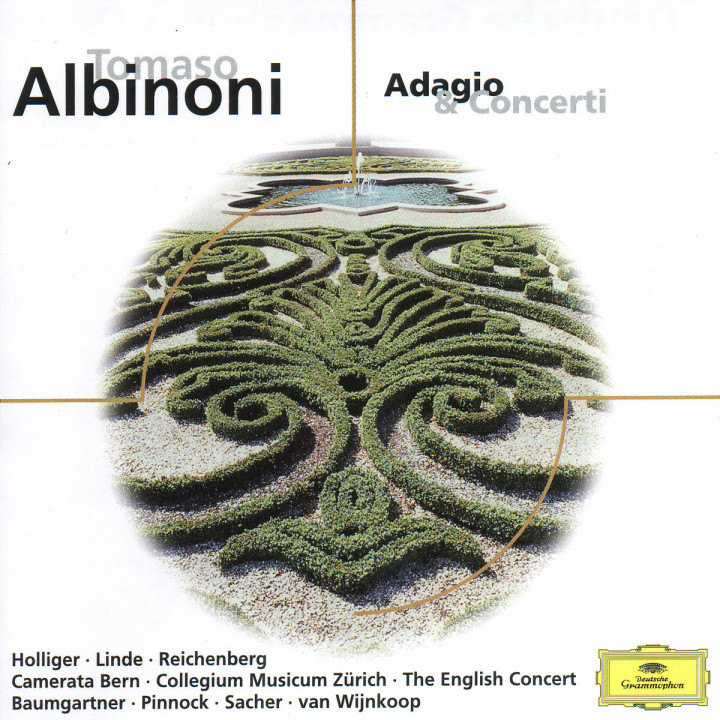 T. Albinoni - Adagio In G Minor 0028944562529