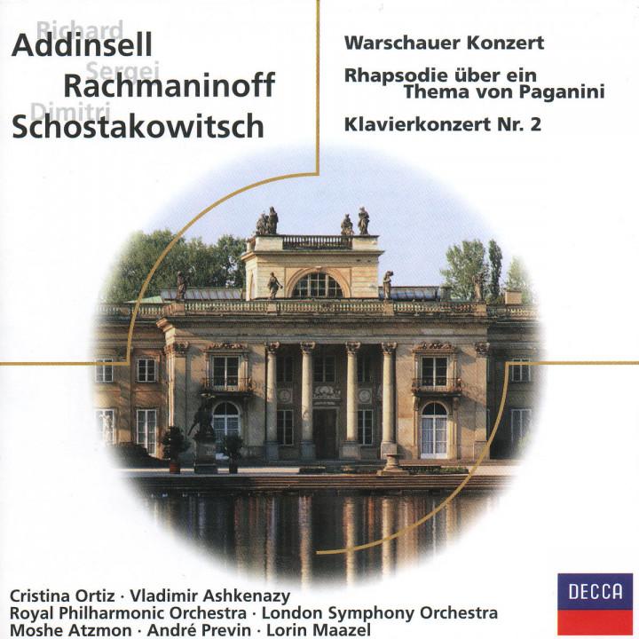 Warschauer Konzert 0028946646823