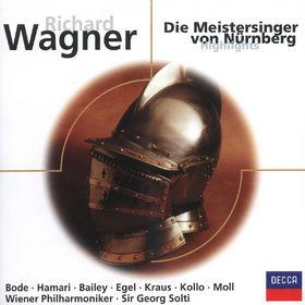 eloquence, R. Wagner - Die Meistersinger Von Nurnberg - Highlights, 00028946647028