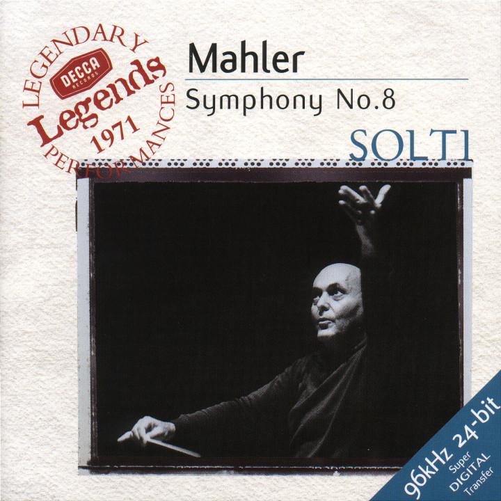 Mahler: Symphony No.8 0028946097225