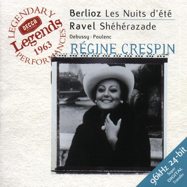 Berlioz: Les Nuits d'été / Ravel: Shéhérazade, &c. 0028946097328