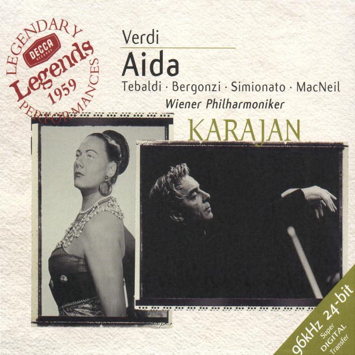 Verdi: Aida 0028946097823