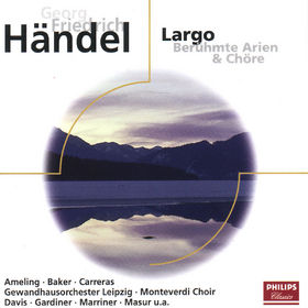 eloquence, G.F. Handel - Largo, 00028946412121