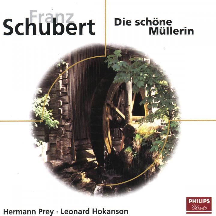 Schubert: Die schöne Müllerin D.795 Op. 25