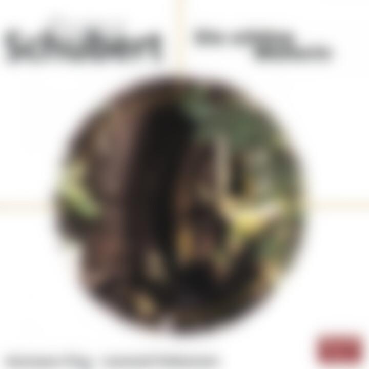 F. Schubert - Die Schone Mullerin D795 Opus 25 0028946412426