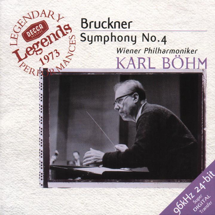 """Bruckner: Symphony No.4 """"Romantic"""" 0028946637429"""