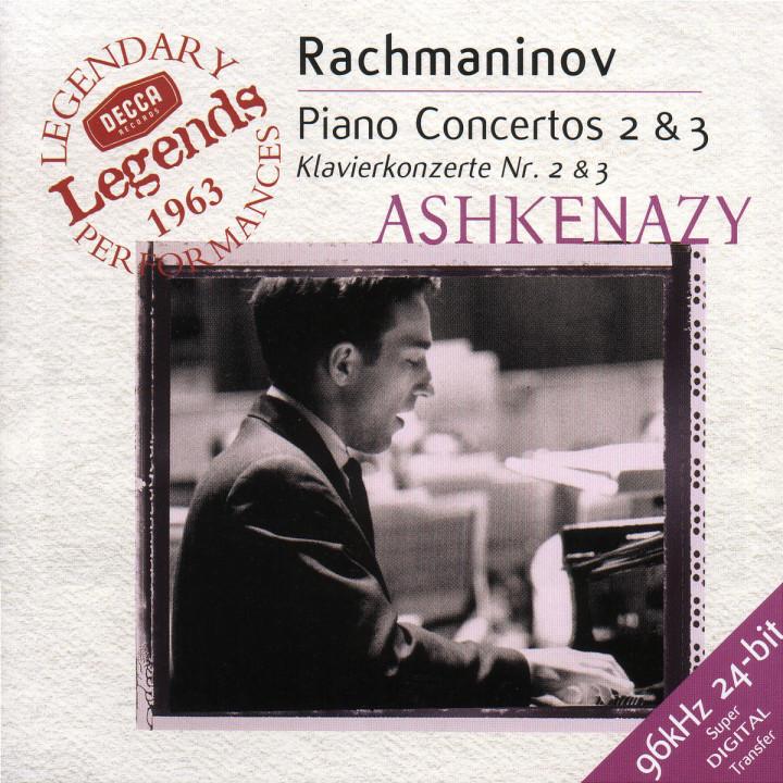 Rachmaninov: Piano Concertos Nos.2 & 3 0028946637522