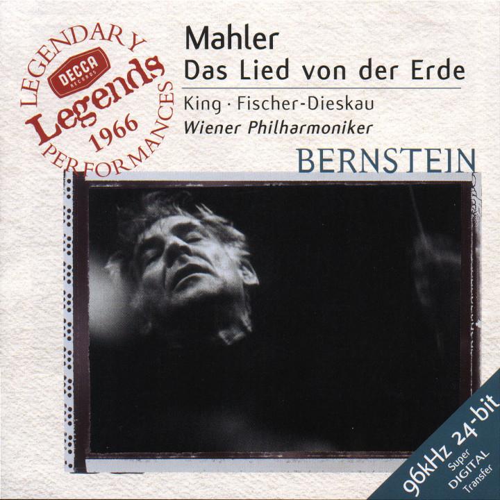 Mahler: Das Lied von der Erde 0028946638121