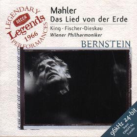 Dietrich Fischer-Dieskau, Mahler: Das Lied von der Erde, 00028946638125