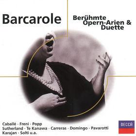 Carlo Bergonzi, Berühmte Opern-Arien & Duette, 00028946647127