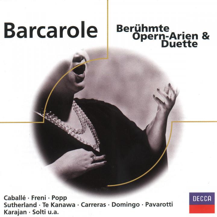 Berühmte Opern-Arien & Duette 0028946647123