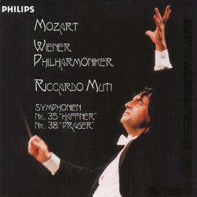 Wolfgang Amadeus Mozart, Sinfonien Nr. 35&38, 00028946258729