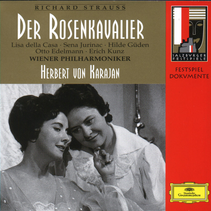 Richard Strauss: Der Rosenkavalier 0028945320021