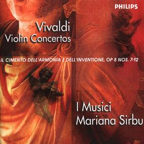 Antonio Vivaldi, Violinkonzerte op. 8 Nr. 7-12, 00028946259122