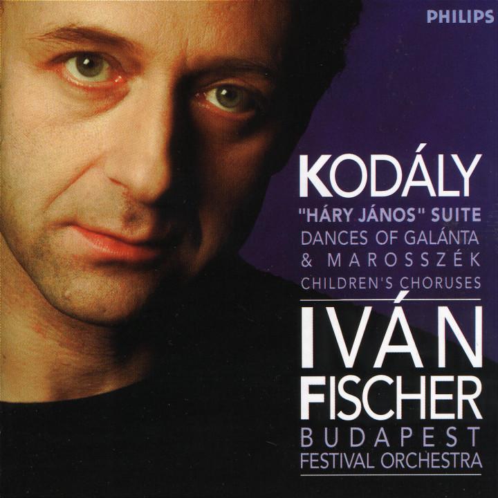 Kodály: Háry János Suite - Dances of Galánta & Marosszék. 0028946282425