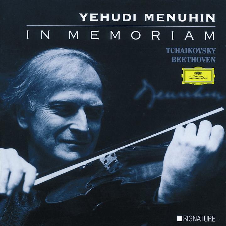 Yehudi Menuhin - In Memoriam 0028946317523