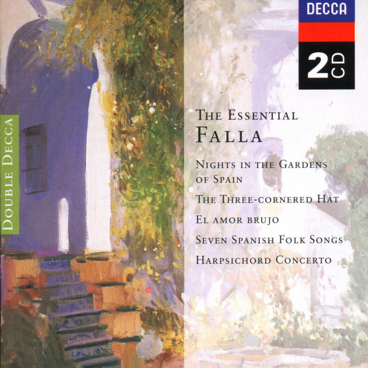 The Essential Falla 0028946612820