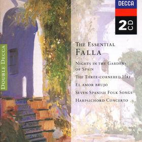 Manuel de Falla, The Essential Falla, 00028946612828