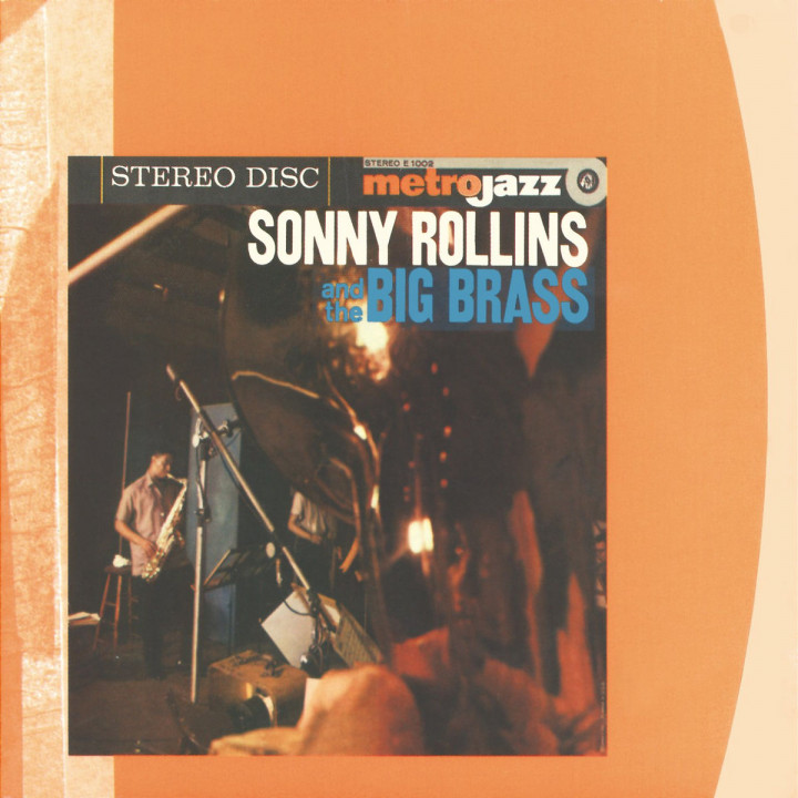 Sonny Rollins And The Big Brass 0731455754522
