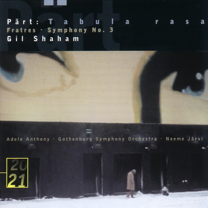 Pärt: Tabula rasa; Fratres; Symphony No.3 0028945764722