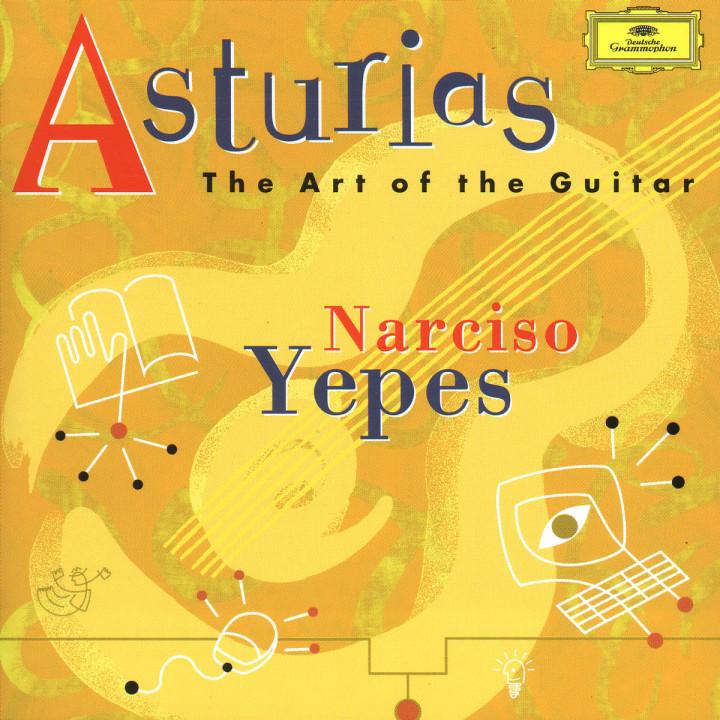 Asturias - The Art Of The Guitar 0028945961329