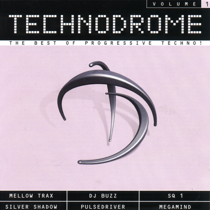 Technodrome (Vol. 1) 0731456433226