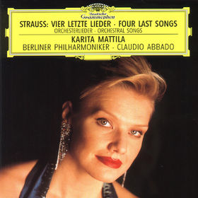 R. Strauss: Vier letzte Lieder /  Orchesterlieder, 00028944518221