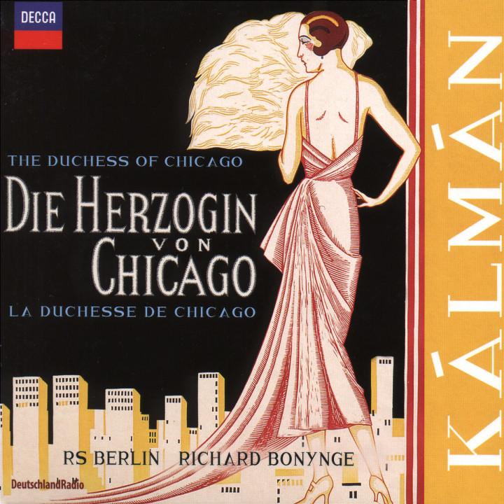 Die Herzogin von Chicago 0028946605727