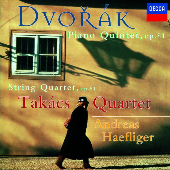 Klavierquintett A-dur op. 81; Streichquartett Es-dur op. 51 0028946619724