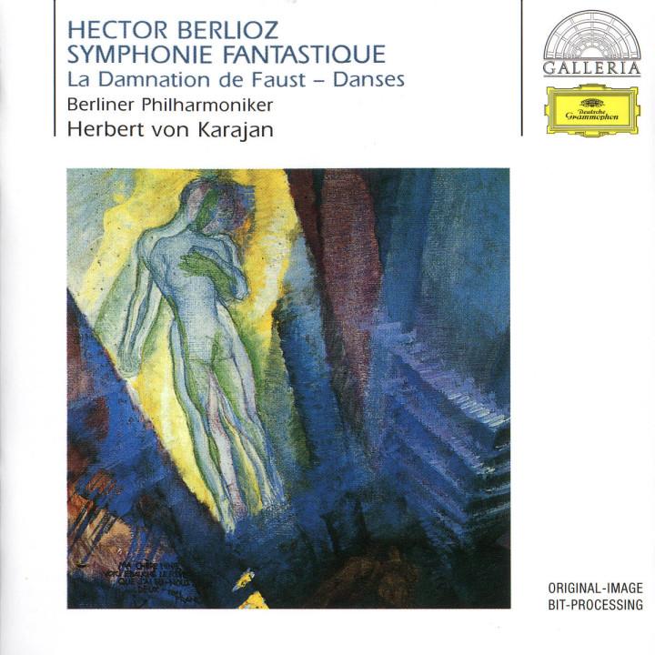 Berlioz: Symphonie fantastique Op.14; La Damnation de Faust Op.24 0028946308026