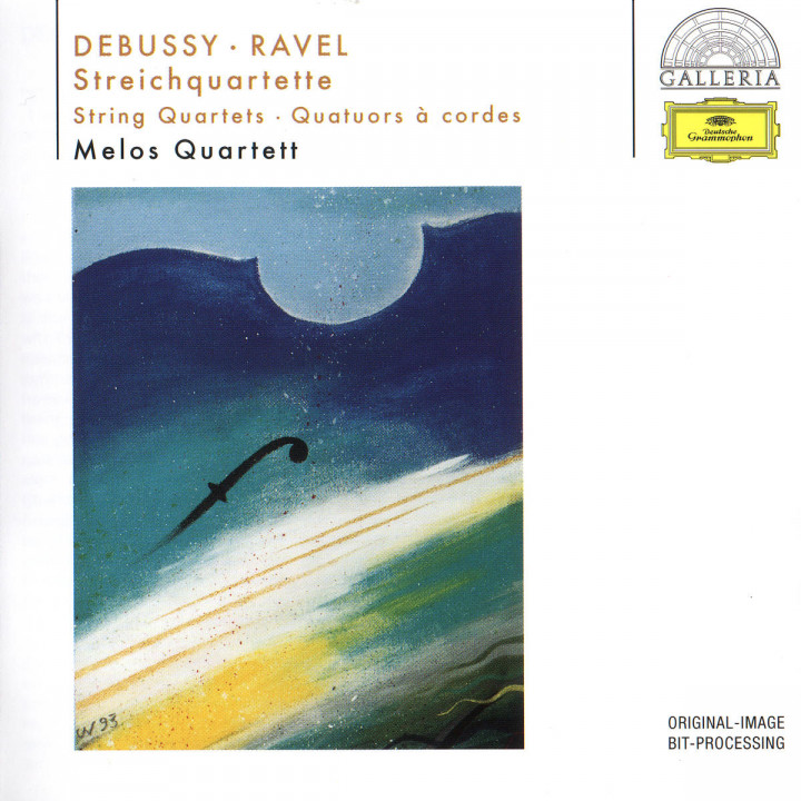 Debussy / Ravel: String Quartets 0028946308222
