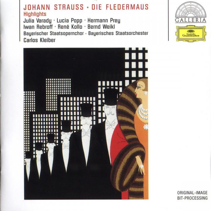 Johann Strauss: Die Fledermaus (Highlights) 0028946308727