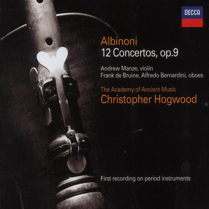 12 Concertos op. 9 0028945812922