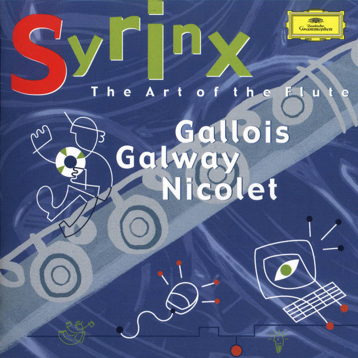 Syrinx - The Art Of The Flute 0028945967325