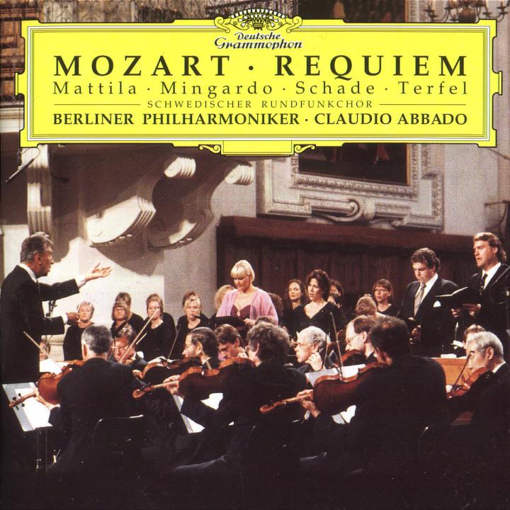 Mozart: Requiem 0028946318122