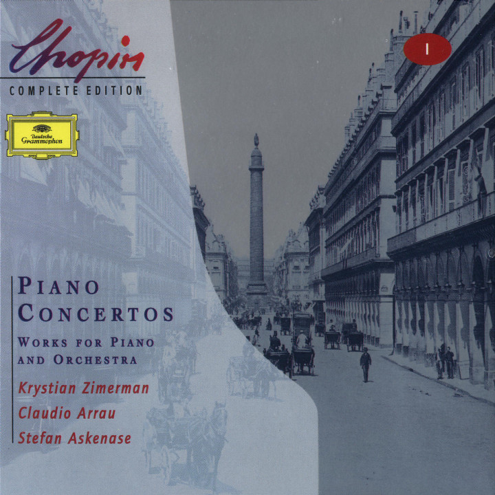 Chopin: Piano Concertos 0028946304826