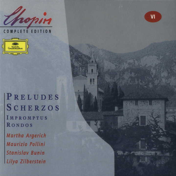 Chopin: Preludes; Scherzos; Impromptus;  Rondos 0028946306323