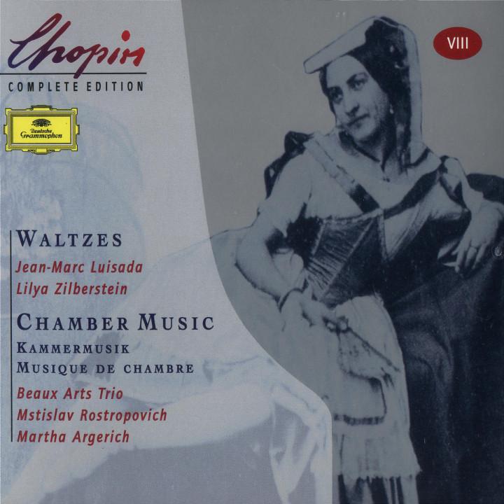 Chopin Waltzes;  Chamber Music 0028946306921