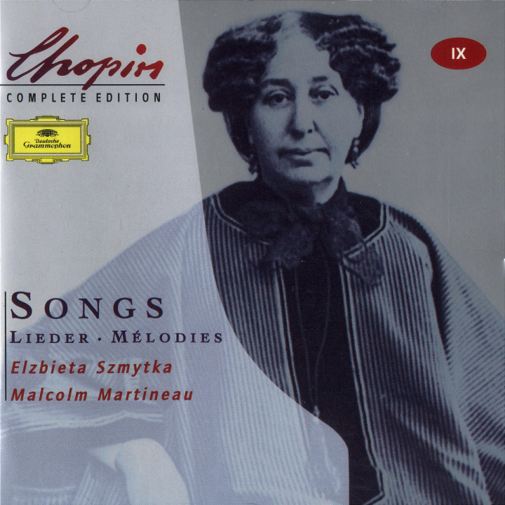 Chopin: Songs 0028946307221