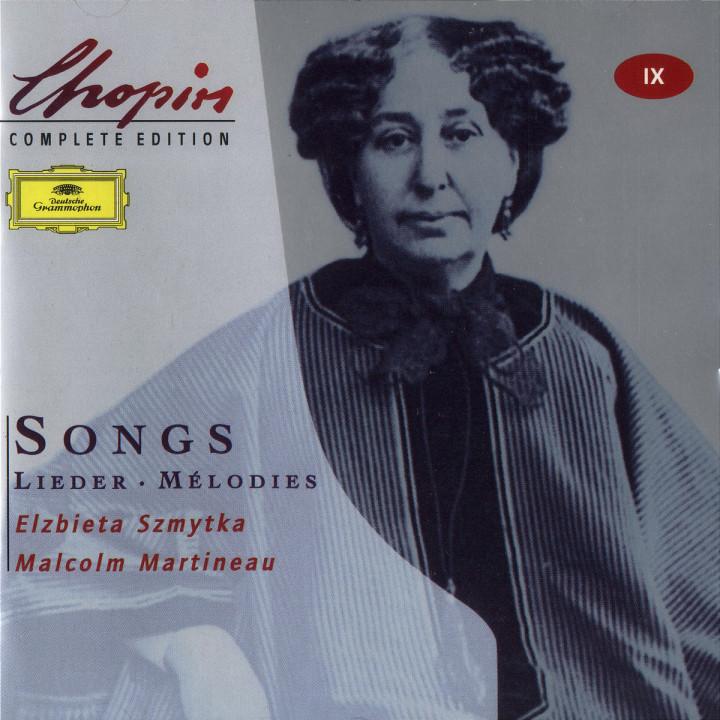 Chopin: Songs 0028946307221