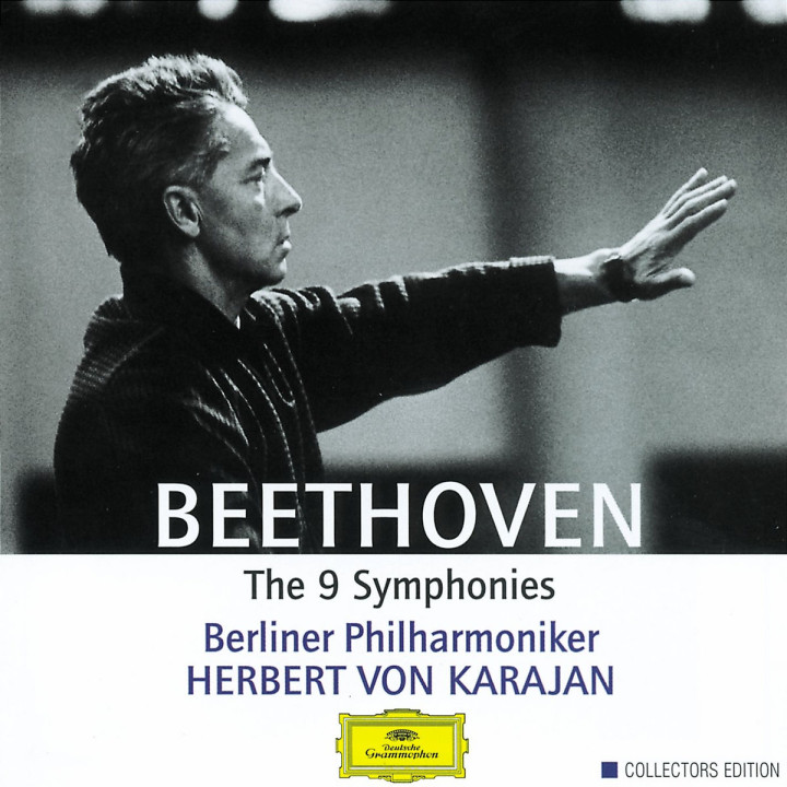 Beethoven: The 9 Symphonies 0028946308820