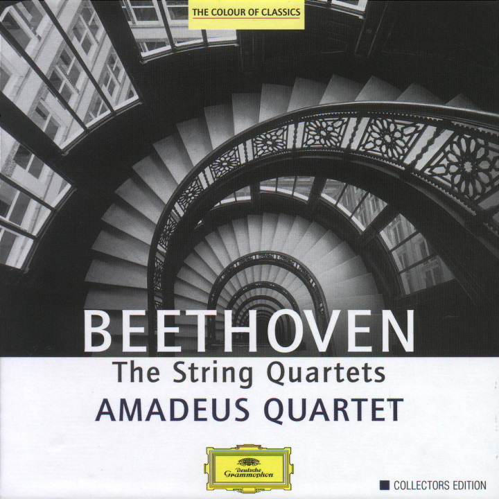Beethoven: The Strings Quartets 0028946314324