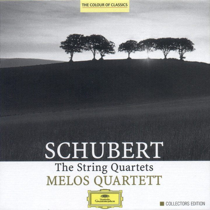 Schubert: The String Quartets 0028946315129