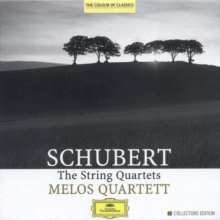 Schubert: The String Quartets 0028946315129