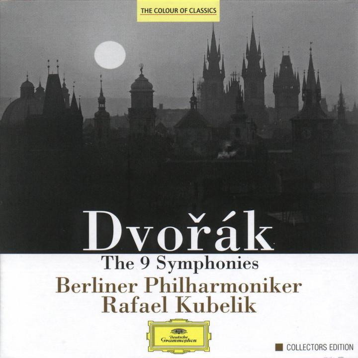 Dvorak: The 9 Symphonies 0028946315820