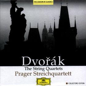 Collectors Edition, Die Streichquartette, 00028946316528